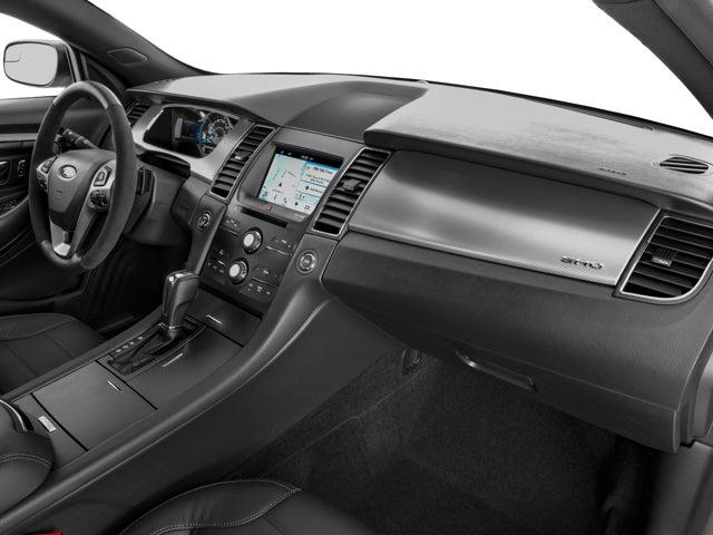 2017 Ford Taurus Sho In Albany Ny Destination Kia