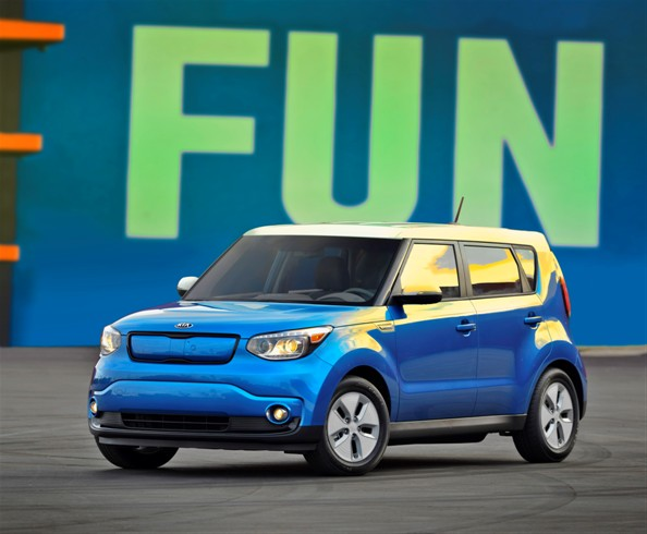 Kia Expands Soul Ev Availability In U S Uncategorized