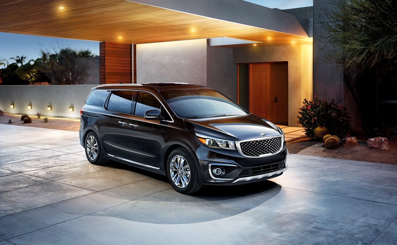 The 2017 Ultimate Minivan Challenge From Carotorweek Took Place Earlier This Month With 2016 Kia Sedona Being Declared Winner