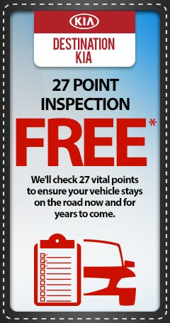 Kia Service & Parts Specials - Albany Kia dealer in Albany